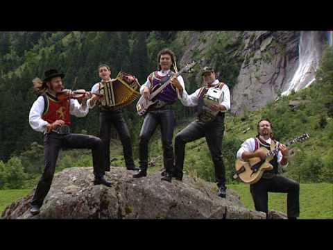 Musikanten aus dem Zillertal